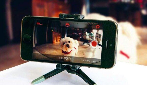 Подключение к системе видеонаблюдения через телефон