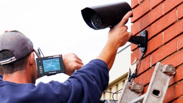 Установка и подключение ультрасовременных ip-камер для осуществления видеонаблюдения