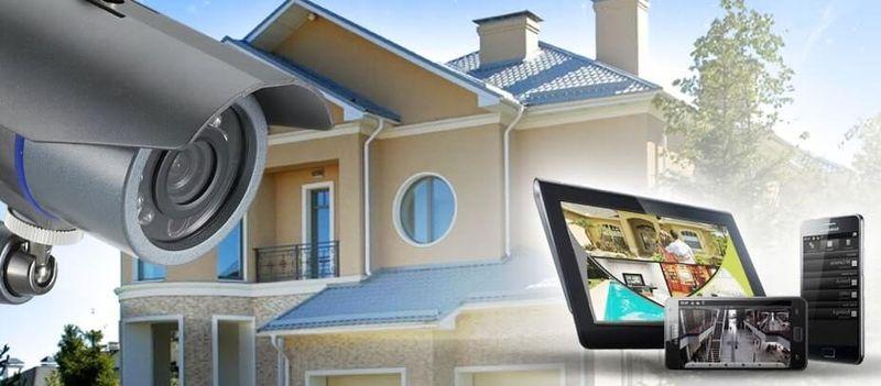 Купить GSM-сигнализацию для дома с камерой, цена в Ставрополе
